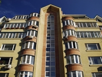Rostov-on-Don, Donskaya st, house 10. Apartment house