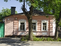 Rostov-on-Don, Lomonosovskaya st, house 14. Private house