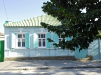 Ростов-на-Дону, улица Ломоносовская, дом 16. индивидуальный дом