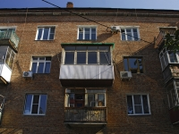 Rostov-on-Don, Lomonosovskaya st, house 24. Apartment house
