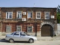 Ростов-на-Дону, улица Ломоносовская, дом 28. индивидуальный дом