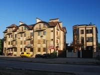 Rostov-on-Don, Sodruzhestva st, house 27. Apartment house