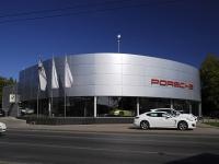 """Ростов-на-Дону, улица Шеболдаева, дом 20Б. автосалон """"Porsche"""""""