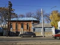 улица Ченцова, house 3А. подворье