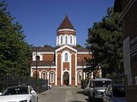 улица Ченцова, house 57. церковь
