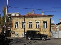 Rostov-on-Don, st Murlychev, house 5. Apartment house