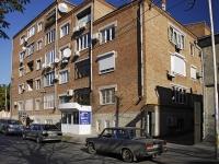Ростов-на-Дону, улица Мурлычёва, дом 14. многоквартирный дом