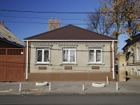 Rostov-on-Don, st Murlychev, house 21. Private house