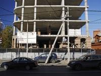 Ростов-на-Дону, улица Мурлычёва, дом 23. строящееся здание