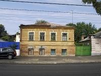 Rostov-on-Don, st Murlychev, house 27. Apartment house