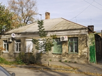 Rostov-on-Don, st 30th Liniya, house 15. Private house