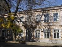 Rostov-on-Don, st Vitya Cherevichkin, house 7. Apartment house