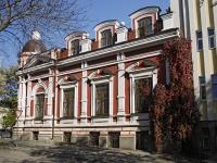 Rostov-on-Don, st Vitya Cherevichkin, house 9. sample of architecture