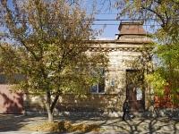 Rostov-on-Don, st Vitya Cherevichkin, house 18. Private house