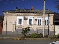 Rostov-on-Don, st Vitya Cherevichkin, house 58. Private house