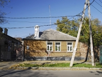Ростов-на-Дону, улица Рябышева, дом 4. индивидуальный дом