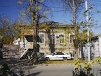 Ростов-на-Дону, улица Рябышева, дом 12. индивидуальный дом