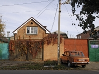 Rostov-on-Don, st 36th Liniya, house 15. Private house