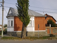 Rostov-on-Don, st 36th Liniya, house 65. Private house