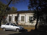 Ростов-на-Дону, улица Налбандяна, дом 33. индивидуальный дом