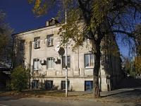 Ростов-на-Дону, улица Налбандяна, дом 35. многоквартирный дом