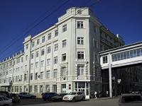 Rostov-on-Don, square Bazarnaya, house 5. college