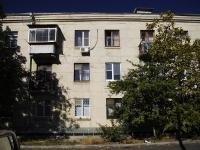 Ростов-на-Дону, улица Крупской, дом 4. многоквартирный дом