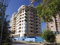 Ростов-на-Дону, улица Крупской, дом 82В. строящееся здание