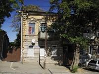 Ростов-на-Дону, улица Собино, дом 16. многоквартирный дом