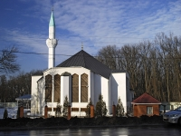 улица Фурмановская, house 131. мечеть