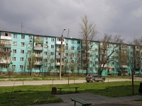 Rostov-on-Don, 2nd Krasnodarskaya st, house 78. Apartment house