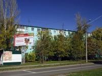 Ростов-на-Дону, улица Краснодарская 2-я, дом 78. многоквартирный дом