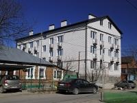 Rostov-on-Don, st Artemovskaya, house 34. Apartment house