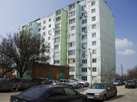 Rostov-on-Don, alley Zhlobinsky, house 19А. Apartment house