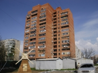 Rostov-on-Don, alley Zhlobinsky, house 23. Apartment house