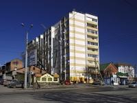 Ростов-на-Дону, Поселковый 3-й переулок, дом 32. многоквартирный дом