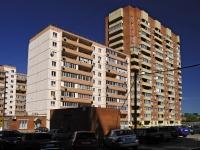 Ростов-на-Дону, улица Стабильная, дом 11. многоквартирный дом