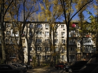 Rostov-on-Don, avenue Progressivnaya, house 3. Apartment house