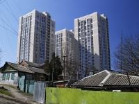 Rostov-on-Don, alley Kazakhstansky, house 19. Apartment house