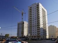 Bataysk, st Rechnaya, house 109. Apartment house