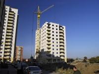 Bataysk, st Rechnaya, house 109/СТР. building under construction