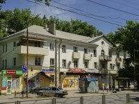 Таганрог, улица Седова, дом 10. жилой дом с магазином