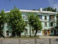 Таганрог, улица Седова, дом 12. жилой дом с магазином