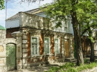 Таганрог, Смирновский переулок, дом 32Б. индивидуальный дом