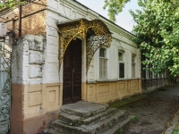 Taganrog, alley Krasny, house 51. Apartment house