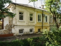 Taganrog, alley Krasny, house 53. Apartment house