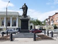 塔甘罗格, 纪念碑 Памятник Александру IAleksandrovskaya st, 纪念碑 Памятник Александру I