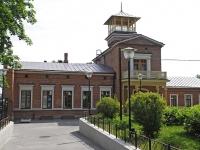 Таганрог, библиотека Дом Чайковского, улица Греческая, дом 56