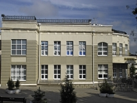 Таганрог, библиотека Центральная городская публичная библиотека имени А. П. Чехова, улица Греческая, дом 105