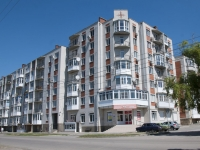 Taganrog, Lagerny alley, house 22. Apartment house